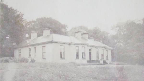 Original St Mark,s House, Glasson